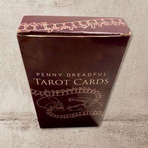 Like new - Penny Dreadful tarot card deck